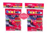 Livrinho de Colorir Carros Disney