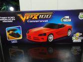 Carro Vpx100 Conversível Com Fricção - Bs Toys