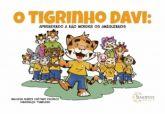 O Tigrinho Davi: Aprendendo a Não Morder os Amiguinhos