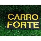BORDADO COSTA CARRO FORTE AMARELO 19 X9,5