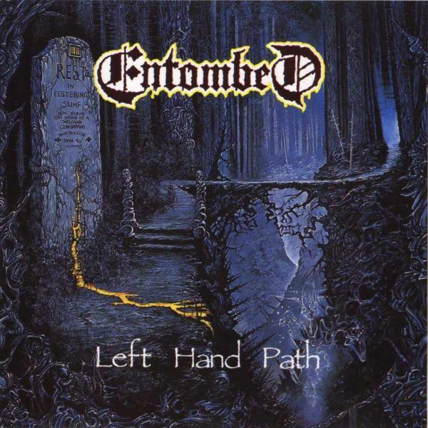 CD Entombed – Left Hand Path