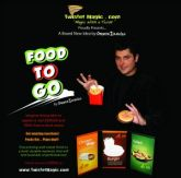 Food to Go   (Comida pra viagem)  #904