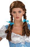 Peruca Dorothy - O Mágico de Oz FF2220