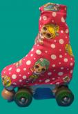 Polaina em Poliamida Bonecas LOL