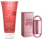Hidratante - 521 Sexy (Ref. 212 Sexy) - Nova Fórmula