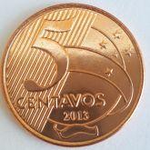 5 Centavos 2013 FC