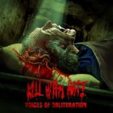 CD Kill With Hate ‎– Voices Of Obliteration