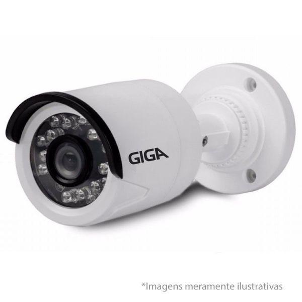 Câmera de Segurança Giga GS0018 Orion - 1MP, HD 720p, Visão Noturna Infra 20 metros - 4 em 1 HDCVI,
