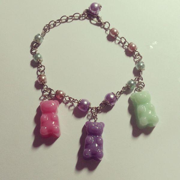 Bracelete Gummy Bear Gutti