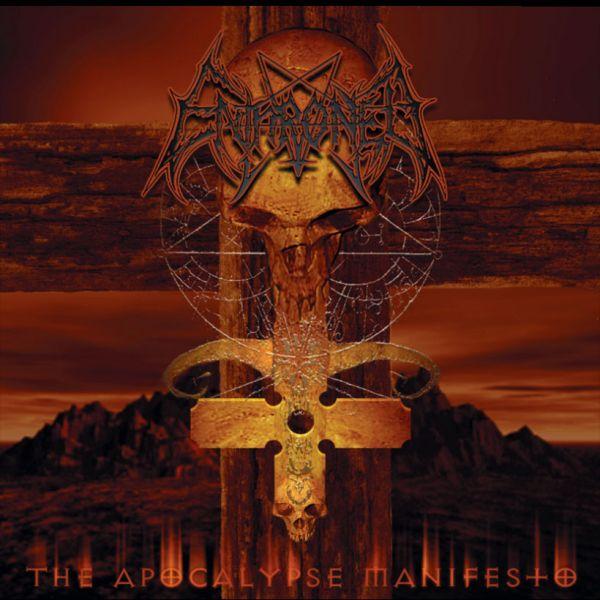 CD Enthroned – The Apocalypse Manifesto