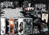 Immortal - Under The Banner Of Blashyrkh (6-TAPE BOX)