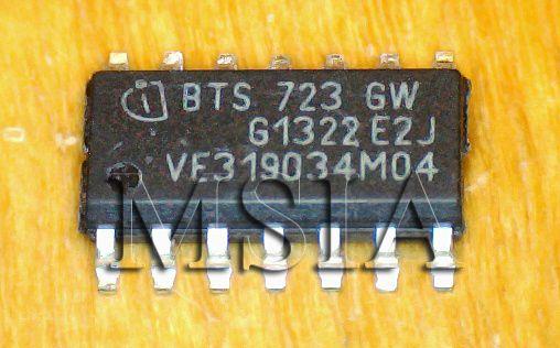 BTS723GW BTS 723 GW