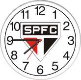 Relógio De Parede Do São Paulo.