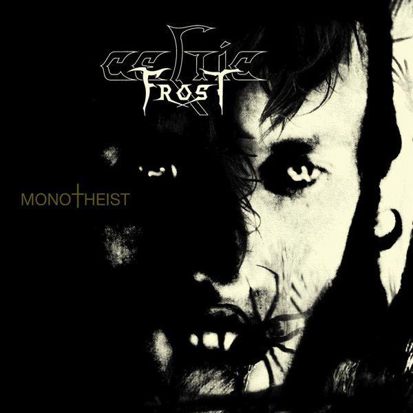 Celtic Frost - Monotheist (Cassete)