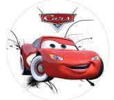 Papel Arroz Cars Redondo 005 1un