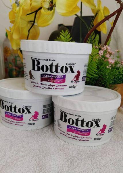 Bottox Ultra Violeta 0% formol 600 gr