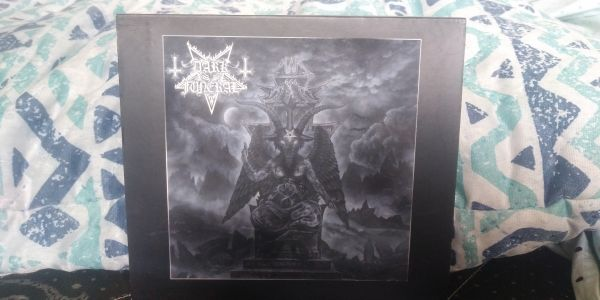 Dark Funeral / Infernal - Under Wings Of Hell