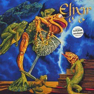 Elixir – Lethal Potion - CD
