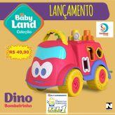 Dino Bombeirinho Baby Land