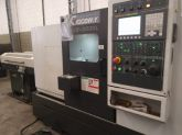 Torno CNC Usado GOODWAY GLS 2000-600 ano 2013