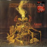 SEPULTURA- Arise - LP (Gatefold, Double LP, new remastered on 180g vinyl)