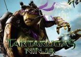 Papel Arroz Tartarugas Ninja A4 002 1un