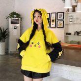 Moletom Pikachu