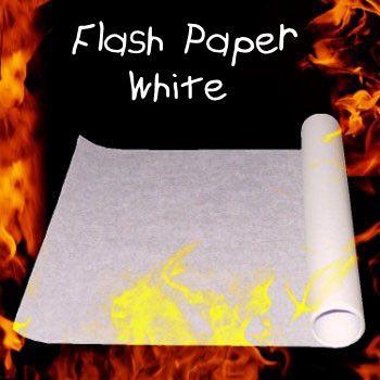 Flash Paper grosso longo 50cmx21cm #1422