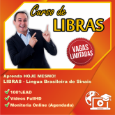 LIBRAS I - 100% EAD - Aprenda em Casa!