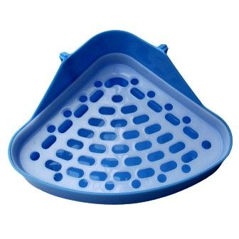 Banheiro para roedores Azul
