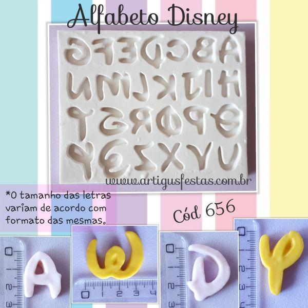 Alfabeto Disney