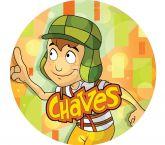 Papel Arroz Chaves Redondo 004 1un