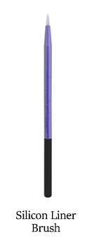 Silicon Liner Brush