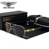 Óculos Polarizados Óculos De Sol Da Polícia Piloto Eyewear Moda Masculina - Ray Ban