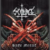 CD - Scourge - Hate Metal
