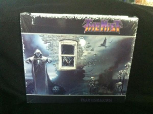 CD - The Mist - Phantasmagoria