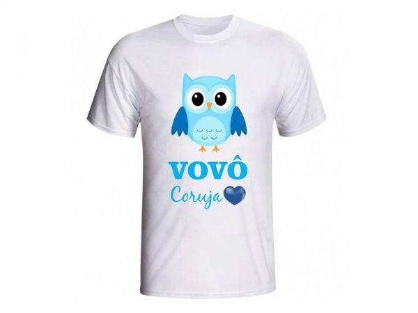 079804469 Camiseta Personalizada Vovô Coruja - LV Fagundes - Serviços ...
