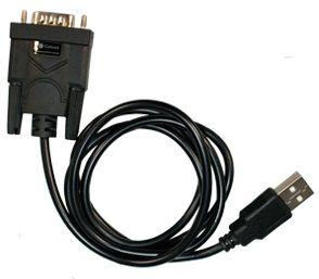 1S-USB Cabo Conversor Adaptador USB x 1 Serial DB09  - Comm5