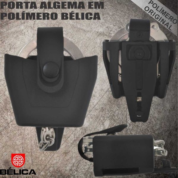 PORTA ALGEMA  COM TRAVA ABERTA EM POLIMERO