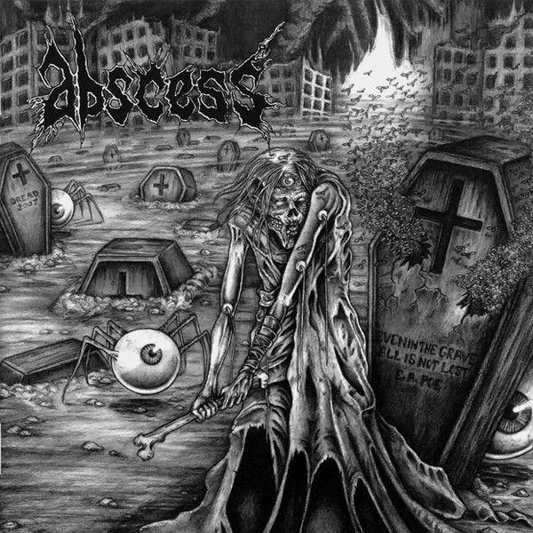 Abscess – Horrorhammer - CD