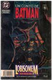 HQ - Um Conto de Batman - Lobisomem - Nº03