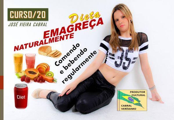 20. DIETA -  EMAGREÇA NATURALMENTE