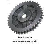 Engrenagem de Acionamento da Bomba de Óleo do Motor Niva (Usada) Ref. 0149