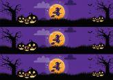 Papel Arroz Halloween Faixa Lateral A4 006 1un