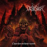 CD - Desaster – Churches Without Saints