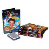 Jaw Droppers 4 DVD-R com quase 80 magicas, e baralho(dublado portugues) #898