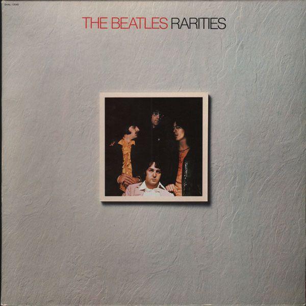 LP 12 - The Beatles – Rarities