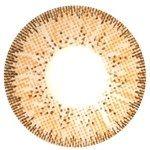 Circle lens - GBT Brown