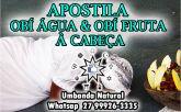 APOSTILA OBÍ ÁGUA E OBÍ FRUTA A CABEÇA COMPLETA