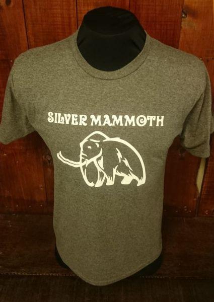 *Camisa Silver Mammoth Cinza